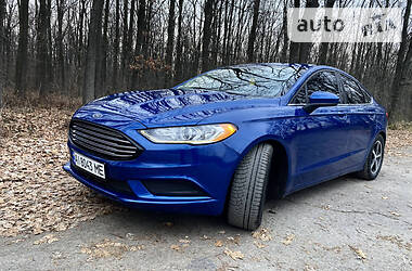 Ford Fusion 2016 в Тетієві