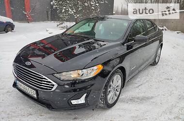 Ford Fusion 2019 в Киеве