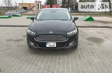 Ford Fusion 2015 в Пирятине