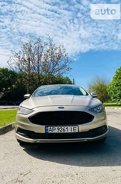 Седан Ford Fusion 2016 в Запоріжжі