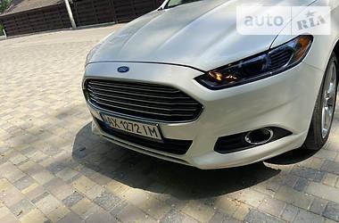 Седан Ford Fusion 2015 в Харькове
