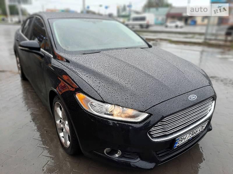 Седан Ford Fusion 2016 в Одессе