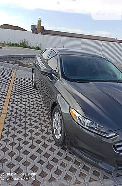 Седан Ford Fusion 2014 в Коломиї