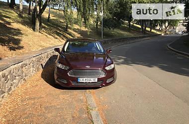 Седан Ford Fusion 2013 в Києві