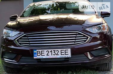 Седан Ford Fusion 2018 в Николаеве