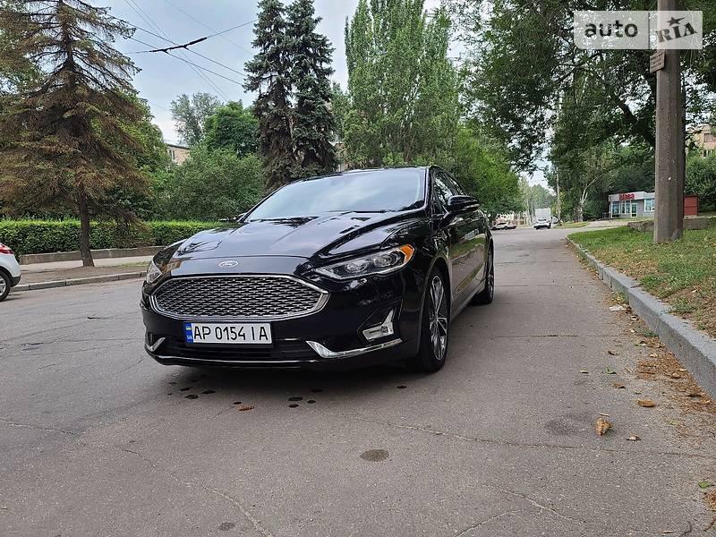 Седан Ford Fusion 2018 в Запорожье