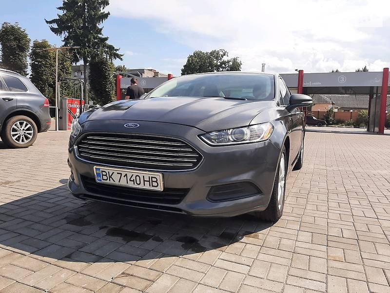 Хэтчбек Ford Fusion 2014 в Ровно