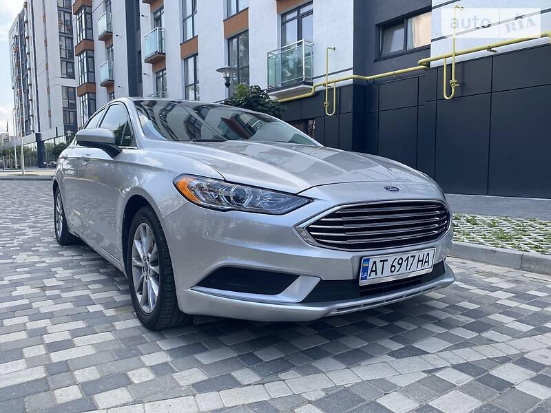 Седан Ford Fusion 2016 в Ивано-Франковске