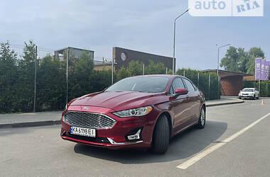 Седан Ford Fusion 2018 в Києві