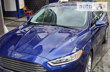 Седан Ford Fusion 2013 в Киеве