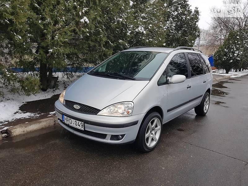 Ford Galaxy 2001 в Киеве