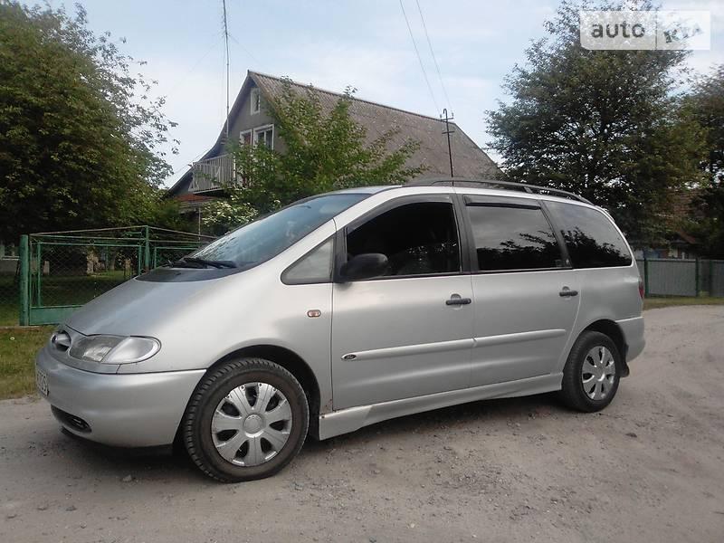 Ford Galaxy 1996 в Владимир-Волынском