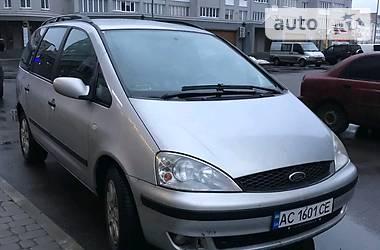 Ford Galaxy 2002 в Луцке