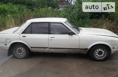 Ford Granada 1986 в Львові