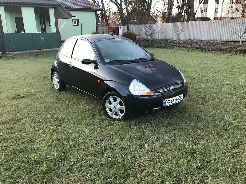 Ford KA 2002 в Староконстантинове