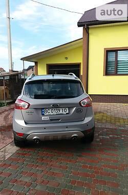 Внедорожник / Кроссовер Ford Kuga 2011 в Радехове