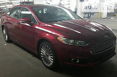 Ford Mondeo 2.0 2016