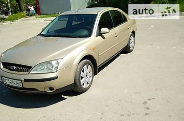 Ford Mondeo 2001 в Львове