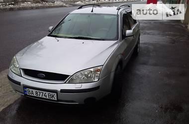 Ford Mondeo 2001 в Кропивницком