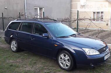 Ford Mondeo 2002 в Черновцах