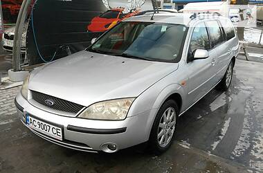 Ford Mondeo 2003 в Львове