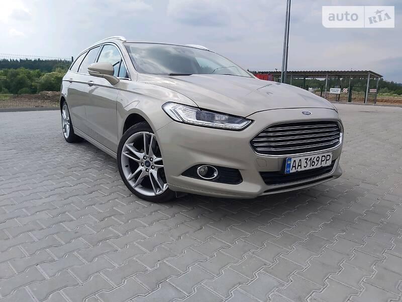Унiверсал Ford Mondeo 2015 в Києві