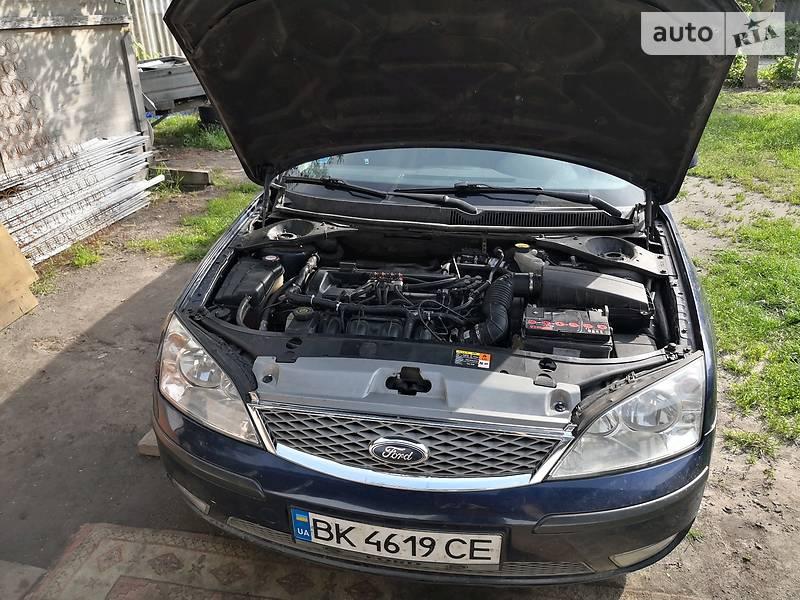 Унiверсал Ford Mondeo 2005 в Києві
