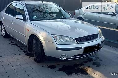 Ліфтбек Ford Mondeo 2002 в Львові