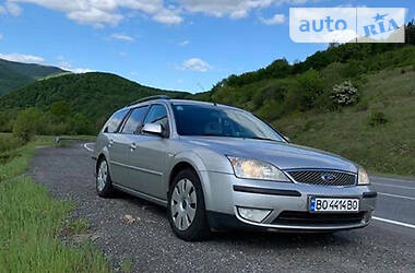 Универсал Ford Mondeo 2005 в Чорткове
