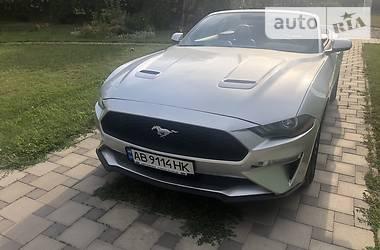 Кабриолет Ford Mustang 2019 в Ильинцах