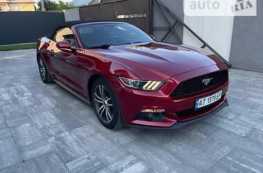 Кабриолет Ford Mustang 2016 в Коломые