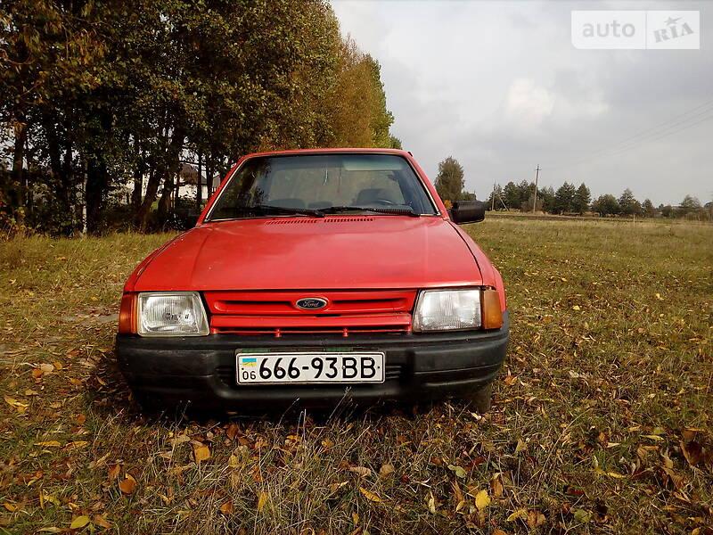 Ford Orion 1984 в Березному