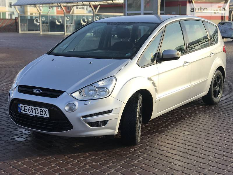 Ford S-Max 2012 в Ровно
