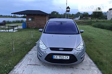 Минивэн Ford S-Max 2011 в Черновцах