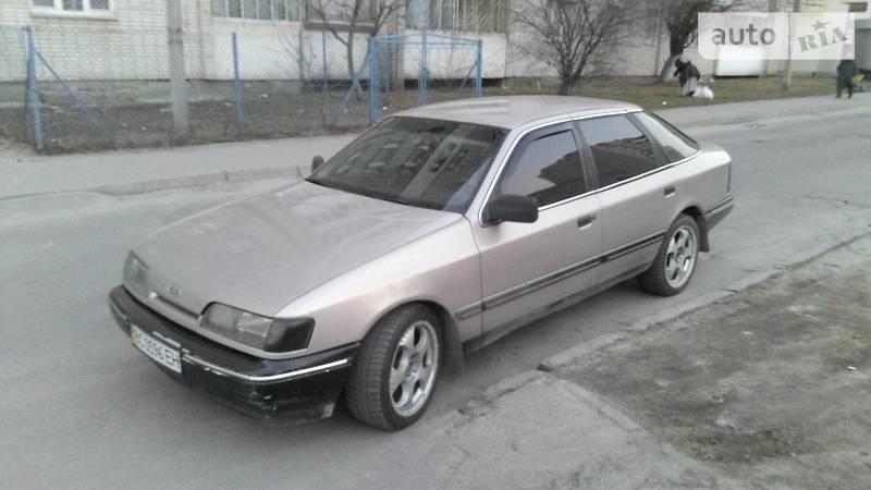 Ford Scorpio 1987 в Львове