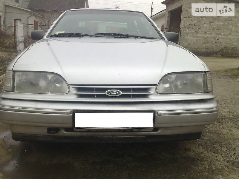 Ford Scorpio 1992 в Черновцах
