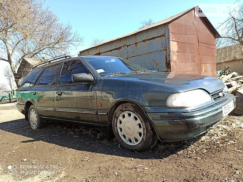Унiверсал Ford Scorpio 1993 в Благовіщенську