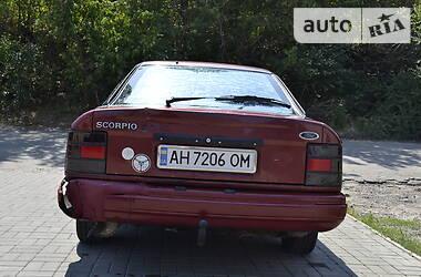 Хэтчбек Ford Scorpio 1987 в Краматорске