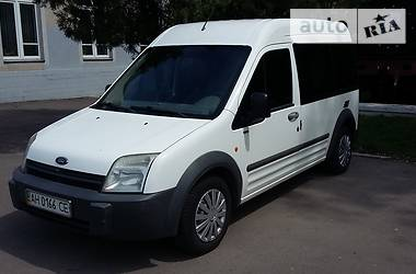 Ford Tourneo Connect пасс. 2002 в Донецке