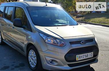 Ford Tourneo Connect пасс. 2013 в Донецке