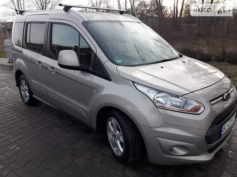 Ford Tourneo Connect пасс. 2014 в Трускавце