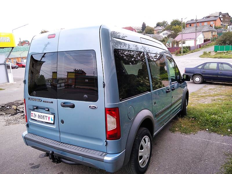Ford Tourneo Connect пасс. 81kBT