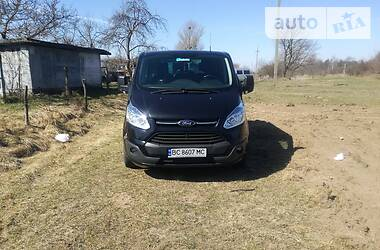 Минивэн Ford Tourneo Custom 2013 в Львове
