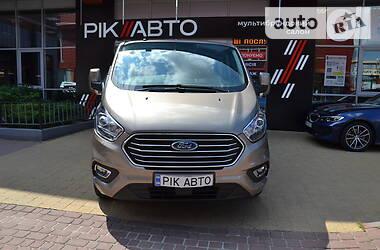 Минивэн Ford Tourneo Custom 2019 в Львове