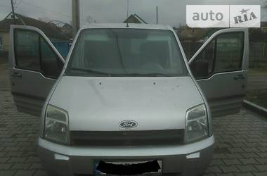 Ford Transit Connect груз.  2005