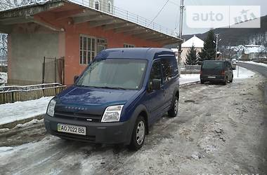 Ford Transit Connect груз.  2002