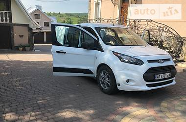 Ford Transit Connect груз. 2014