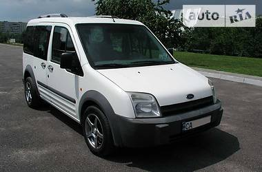 Ford Transit Connect пасс. 2003 в Черкассах