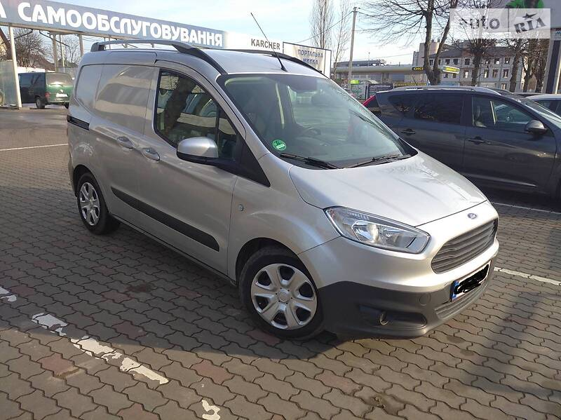 Ford Transit Courier 2017 в Луцке