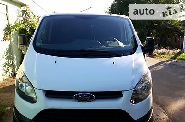 Ford Transit Custom пасс. 2014 в Одессе